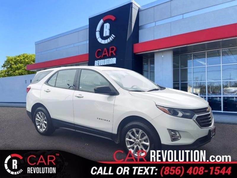Used Chevrolet Equinox LS 2018   Car Revolution. Maple Shade, New Jersey