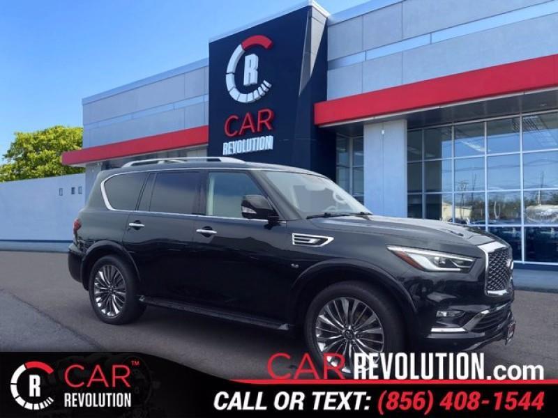 Used Infiniti Qx80  2018 | Car Revolution. Maple Shade, New Jersey