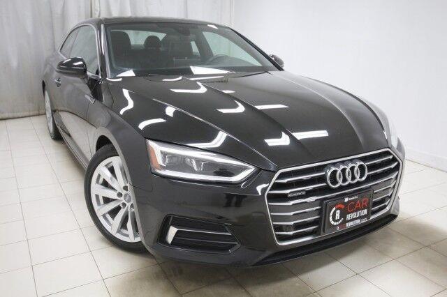 Used Audi A5 Coupe quattro Premium Plus w/ Navi & rearCam 2018 | Car Revolution. Maple Shade, New Jersey