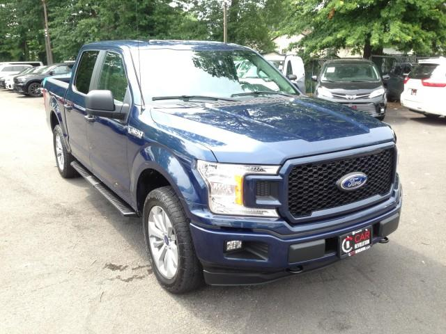 Used Ford F-150 XLT 4WD STX package w/ rearCam 2018 | Car Revolution. Maple Shade, New Jersey