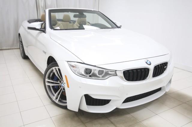 Used BMW M4 Cabrio w/ Navi & rearCam 2016 | Car Revolution. Maple Shade, New Jersey