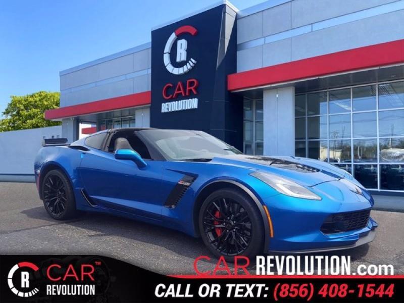 Used Chevrolet Corvette Z06 3LZ 2016 | Car Revolution. Maple Shade, New Jersey