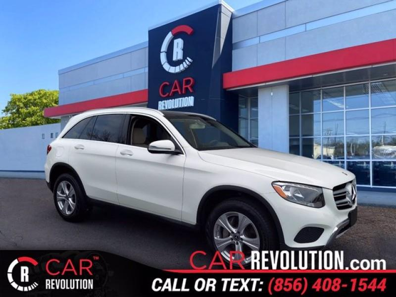 2017 Mercedes-benz Glc GLC 300, available for sale in Maple Shade, NJ