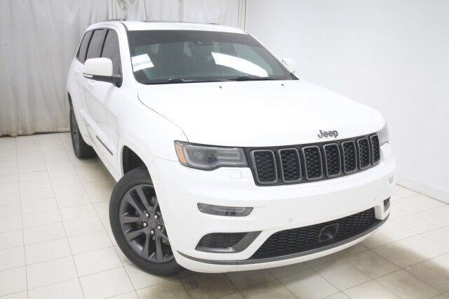 Used Jeep Grand Cherokee High Altitude Edition 4WD w/ Navi & rearCam 2018   Car Revolution. Maple Shade, New Jersey