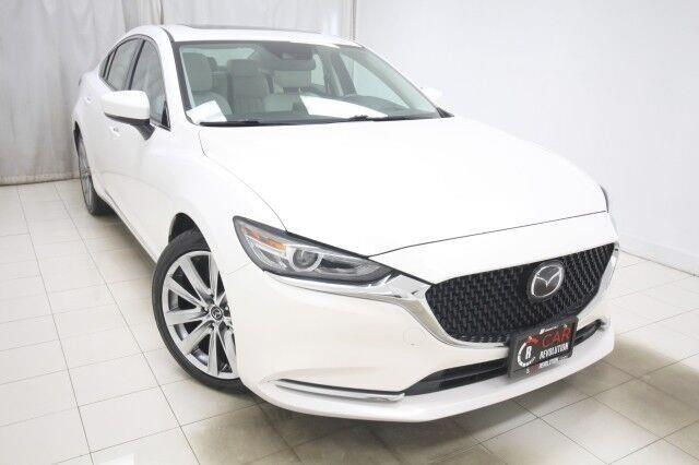 Used Mazda 6 Grand Touring Reserve w/ Navi & rearCam 2018 | Car Revolution. Maple Shade, New Jersey
