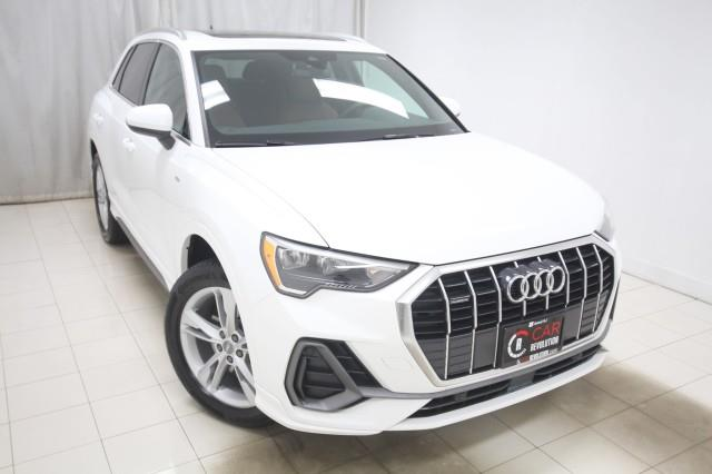 Used Audi Q3 quattro S-Line Premium w/ rearCam 2020   Car Revolution. Maple Shade, New Jersey