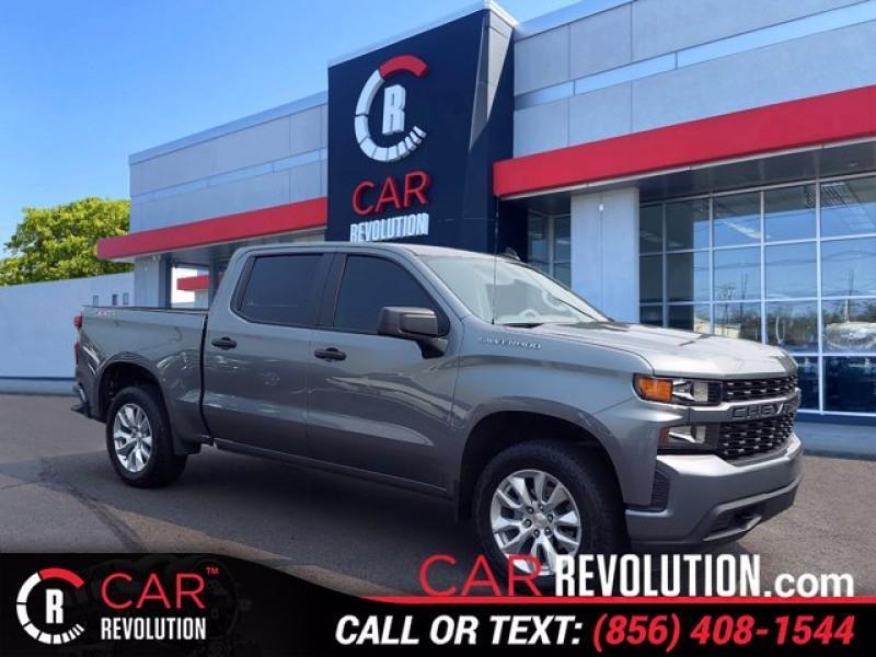 Used Chevrolet Silverado 1500 Custom 2020   Car Revolution. Maple Shade, New Jersey