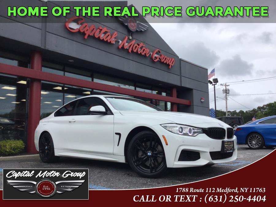 Used 2014 BMW 4 Series in Medford, New York | Capital Motor Group Inc. Medford, New York