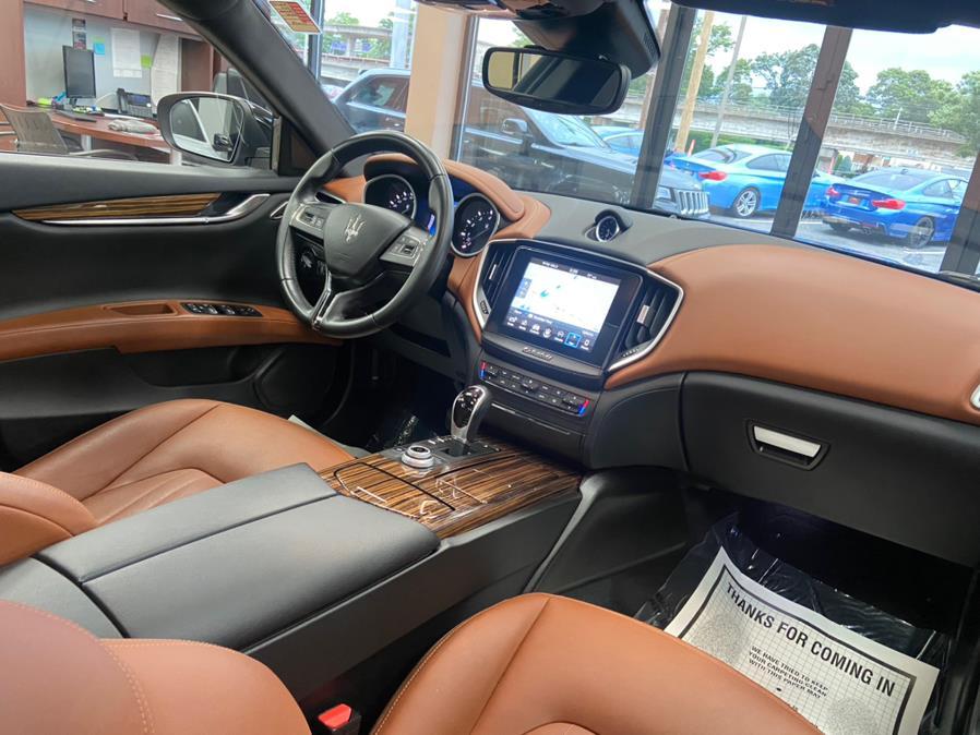 Used Maserati Ghibli S Q4 3.0L 2018   POWER MOTORS EAST. Massapequa Park, New York