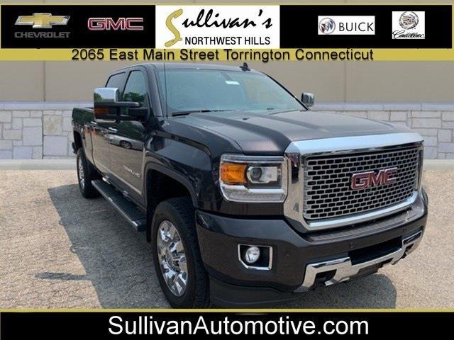 Used 2016 GMC Sierra 2500hd in Avon, Connecticut | Sullivan Automotive Group. Avon, Connecticut