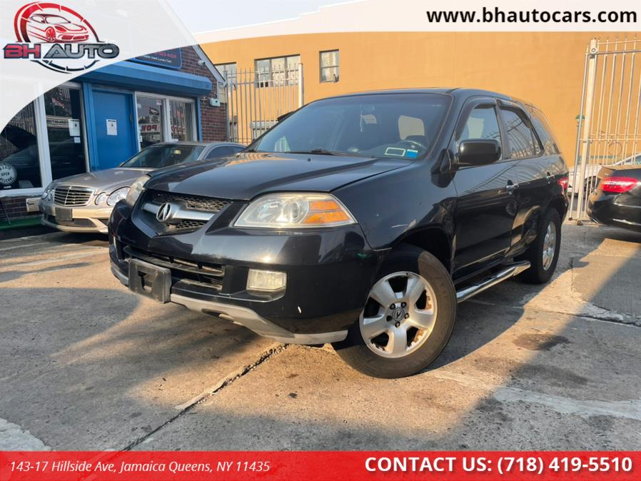 Used Acura MDX 4dr SUV AT 2005 | BH Auto. Jamaica Queens, New York