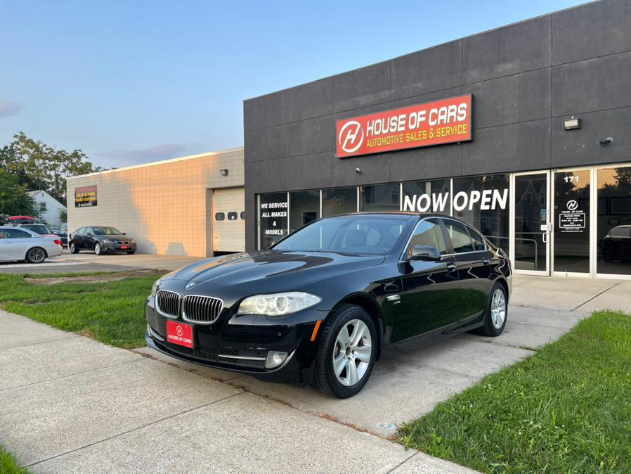 Used 2012 BMW 5 Series in Meriden, Connecticut | House of Cars CT. Meriden, Connecticut