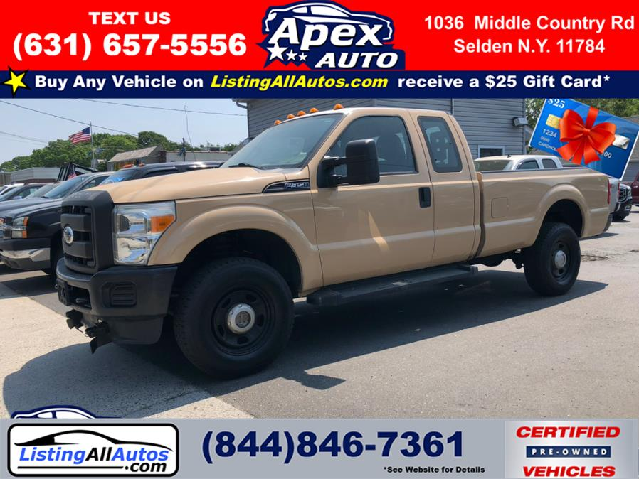 Used 2011 Ford Super Duty F-350 SRW in Patchogue, New York | www.ListingAllAutos.com. Patchogue, New York