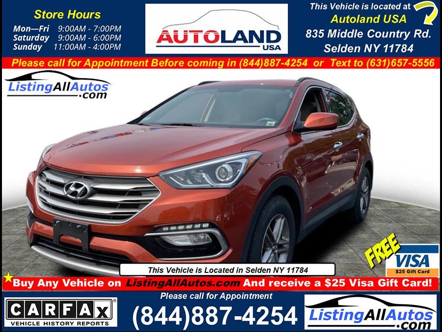 Used Hyundai Santa Fe Sport  2017   www.ListingAllAutos.com. Patchogue, New York