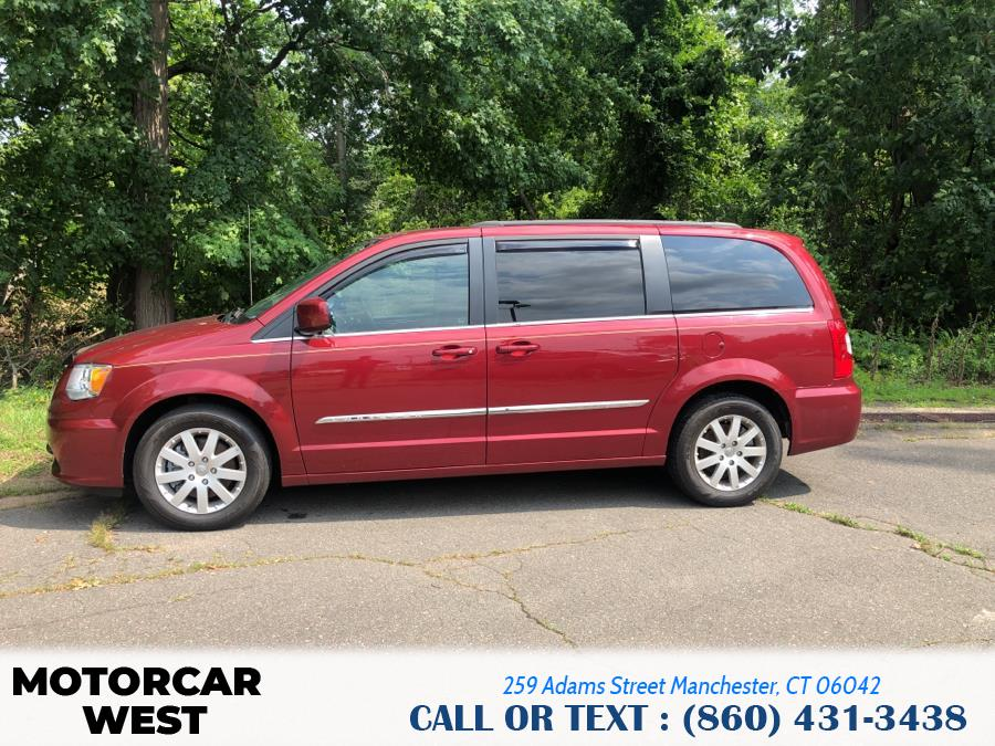 Used Chrysler Town & Country 4dr Wgn Touring 2014 | Motorcar West. Manchester, Connecticut