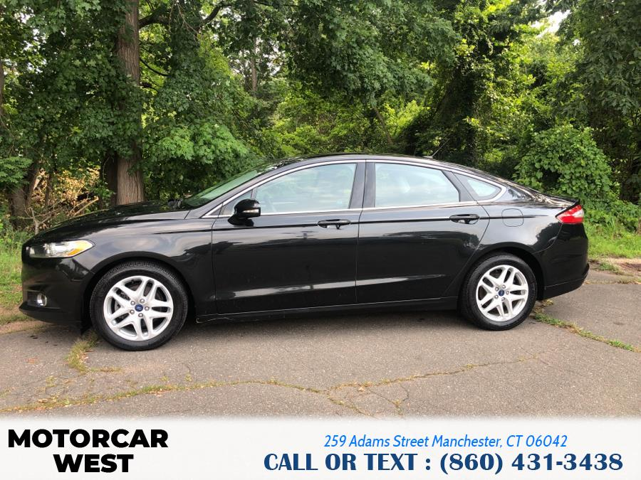 Used Ford Fusion 4dr Sdn SE FWD 2015 | Motorcar West. Manchester, Connecticut