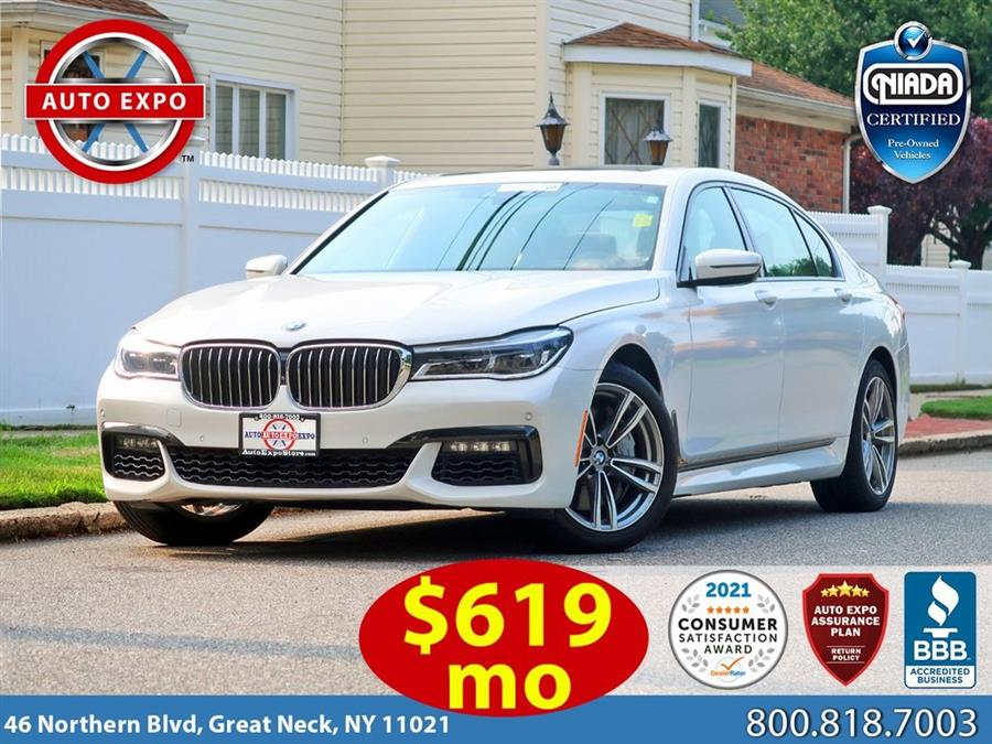 Used 2019 BMW 7 Series in Great Neck, New York   Auto Expo Ent Inc.. Great Neck, New York
