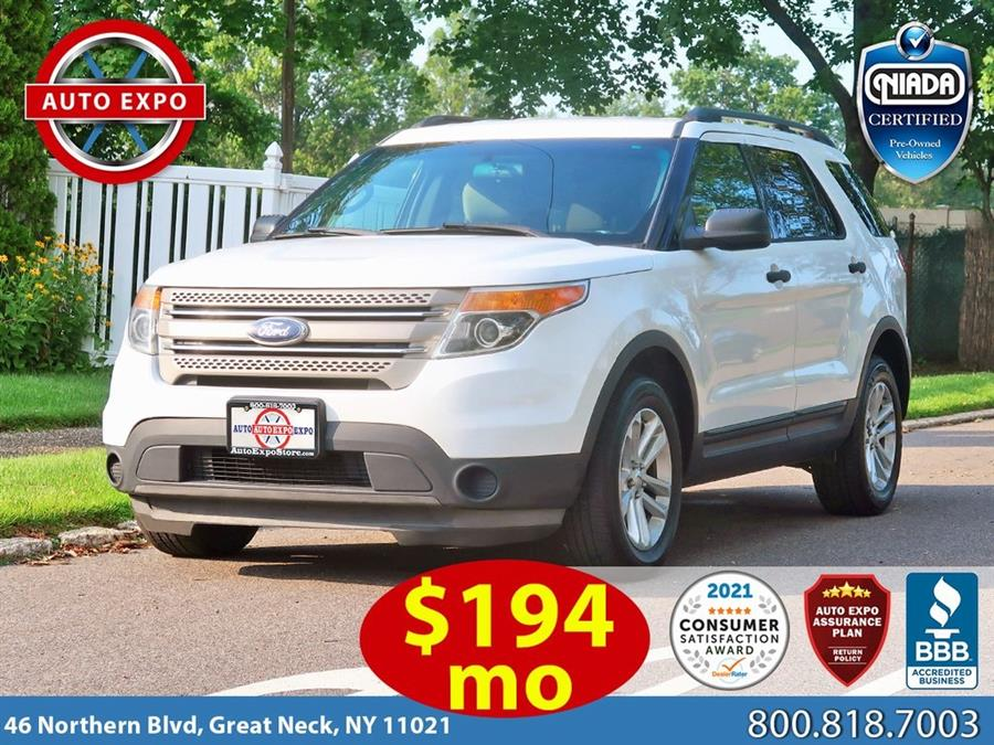Used 2015 Ford Explorer in Great Neck, New York | Auto Expo Ent Inc.. Great Neck, New York