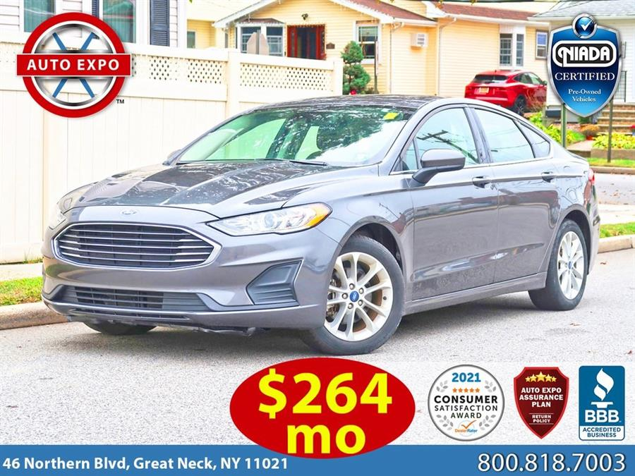 Used 2020 Ford Fusion in Great Neck, New York   Auto Expo Ent Inc.. Great Neck, New York