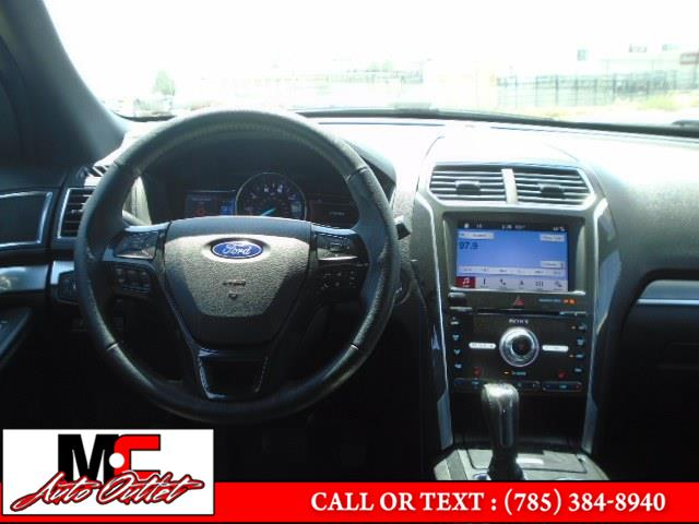 Used Ford Explorer Sport 4WD 2018 | M C Auto Outlet Inc. Colby, Kansas