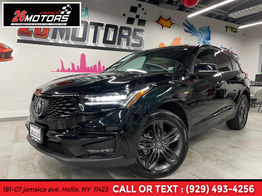 Used Acura RDX A-Spec SH-AWD w/A-Spec Package 2021   Jamaica 26 Motors. Hollis, New York