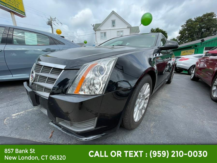 Used Cadillac CTS Sedan 4dr Sdn 3.0L Luxury AWD 2011   McAvoy Inc dba Town Hill Auto. New London, Connecticut