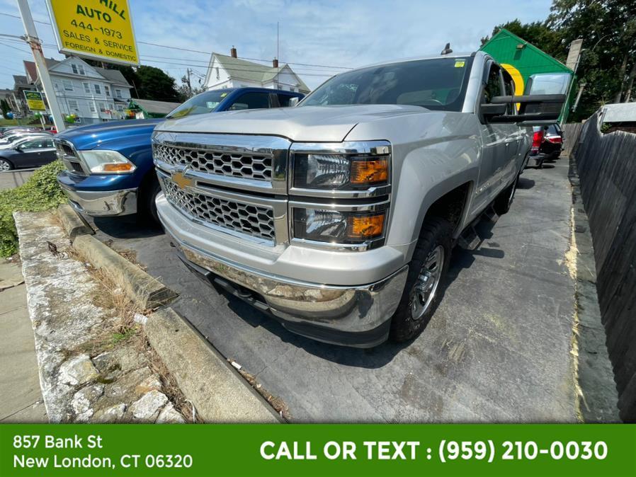 Used Chevrolet Silverado 1500 UNKNOWN 2015 | McAvoy Inc dba Town Hill Auto. New London, Connecticut