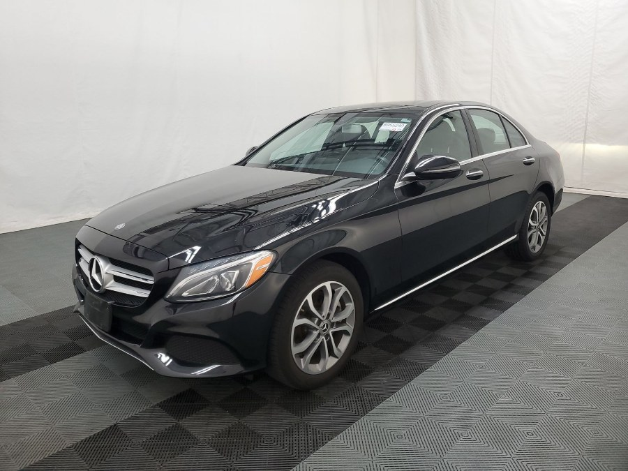Used 2017 Mercedes-Benz C-Class in Franklin Square, New York | C Rich Cars. Franklin Square, New York