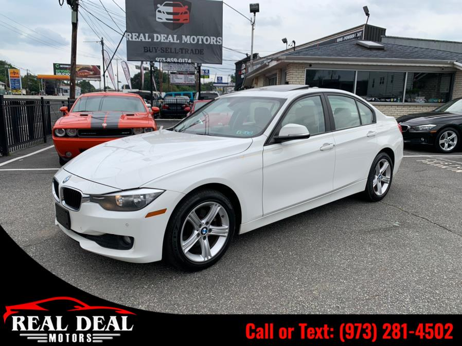 Used BMW 3 Series 4dr Sdn 320i xDrive AWD 2014   Real Deal Motors. Lodi, New Jersey