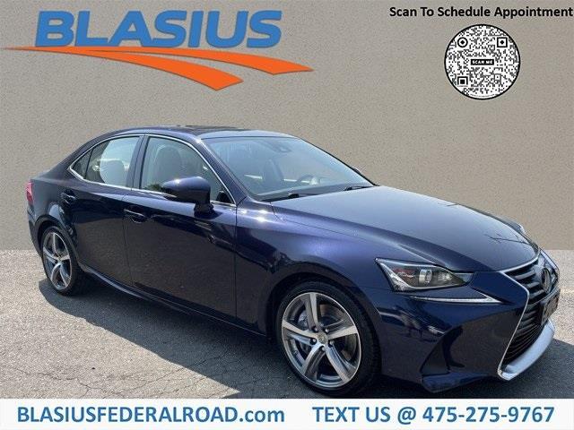 Used Lexus Is 300 2018   Blasius Federal Road. Brookfield, Connecticut