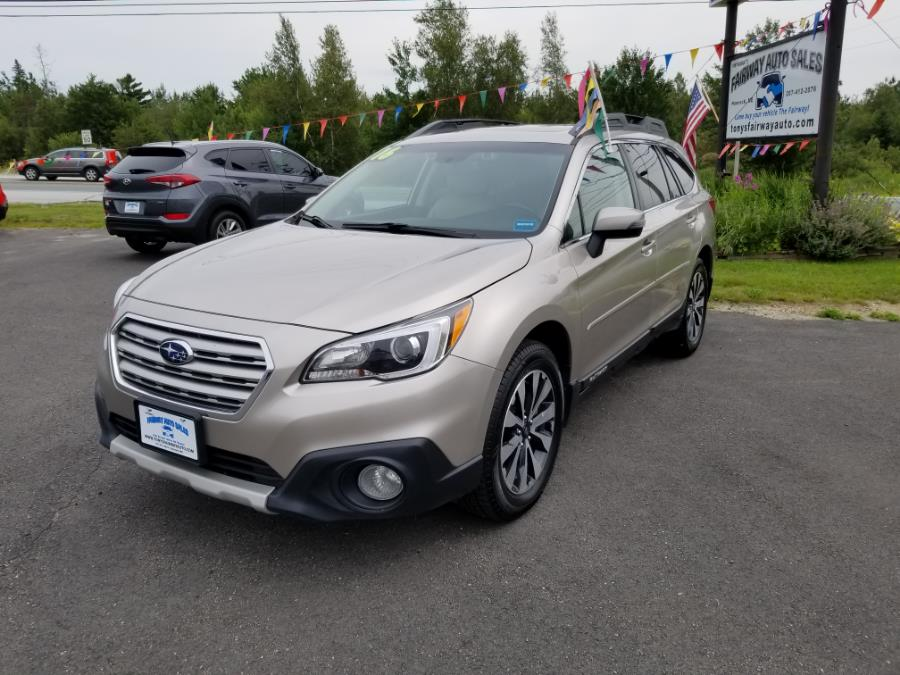 Used 2016 Subaru Outback in Hancock, Maine | Fairway Auto Sales. Hancock, Maine