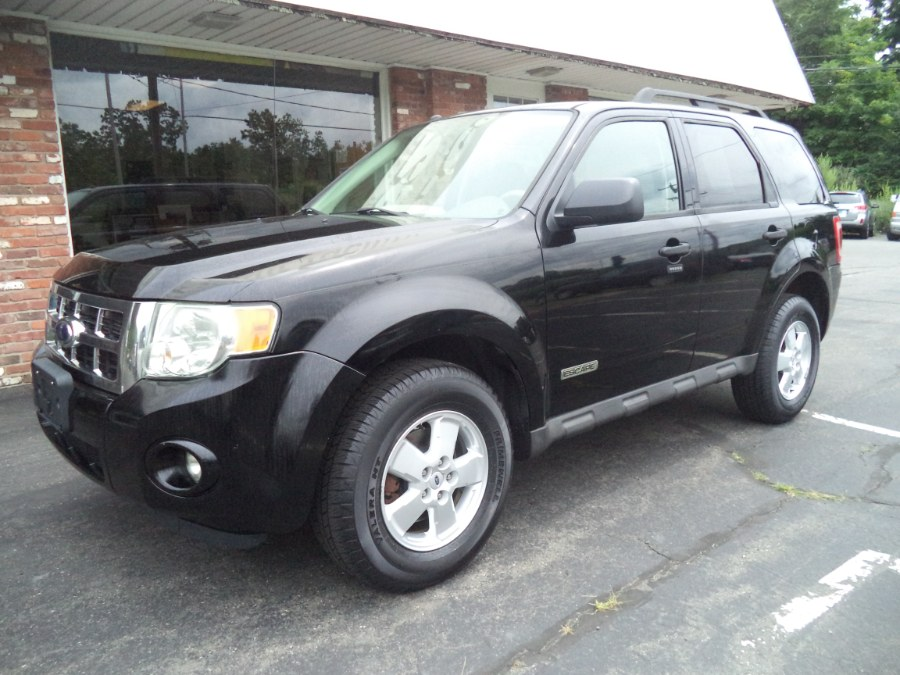 Used 2008 Ford Escape in Naugatuck, Connecticut   Riverside Motorcars, LLC. Naugatuck, Connecticut