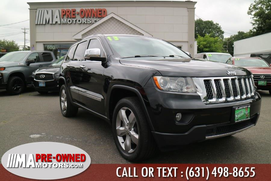 Used Jeep Grand Cherokee over land 4WD 4dr Overland 2013 | M & A Motors. Huntington, New York