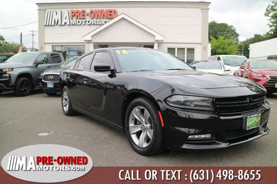 Used Dodge Charger 4dr Sdn SXT RWD 2016 | M & A Motors. Huntington, New York