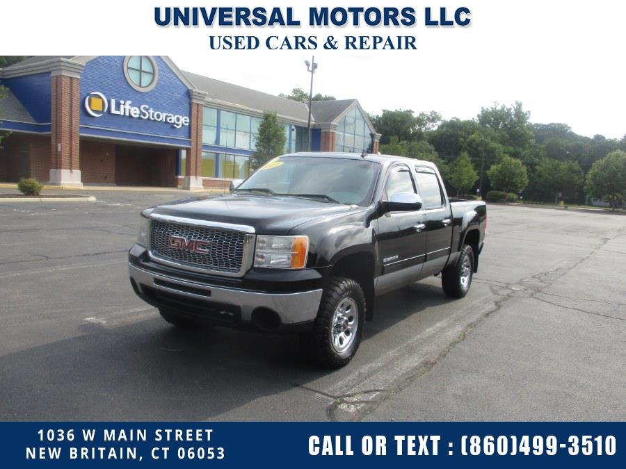 Used 2011 GMC Sierra 1500 in New Britain, Connecticut | Universal Motors LLC. New Britain, Connecticut