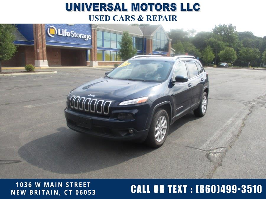 Used 2014 Jeep Cherokee in New Britain, Connecticut | Universal Motors LLC. New Britain, Connecticut