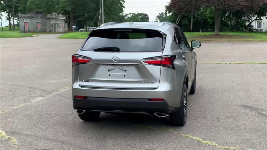 Used Lexus NX NX Turbo F Sport AWD 2017 | Wiz Leasing Inc. Stratford, Connecticut