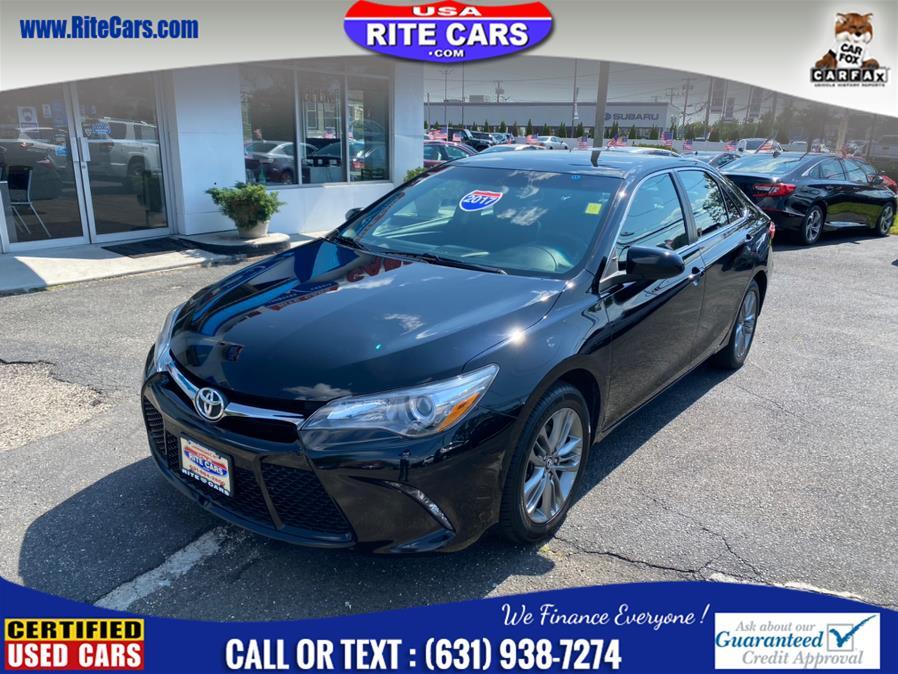Used 2017 Toyota Camry in Lindenhurst, New York | Rite Cars, Inc. Lindenhurst, New York