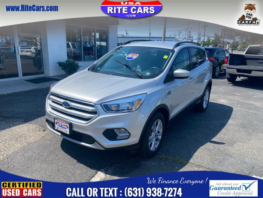 Used 2018 Ford Escape in Lindenhurst, New York | Rite Cars, Inc. Lindenhurst, New York