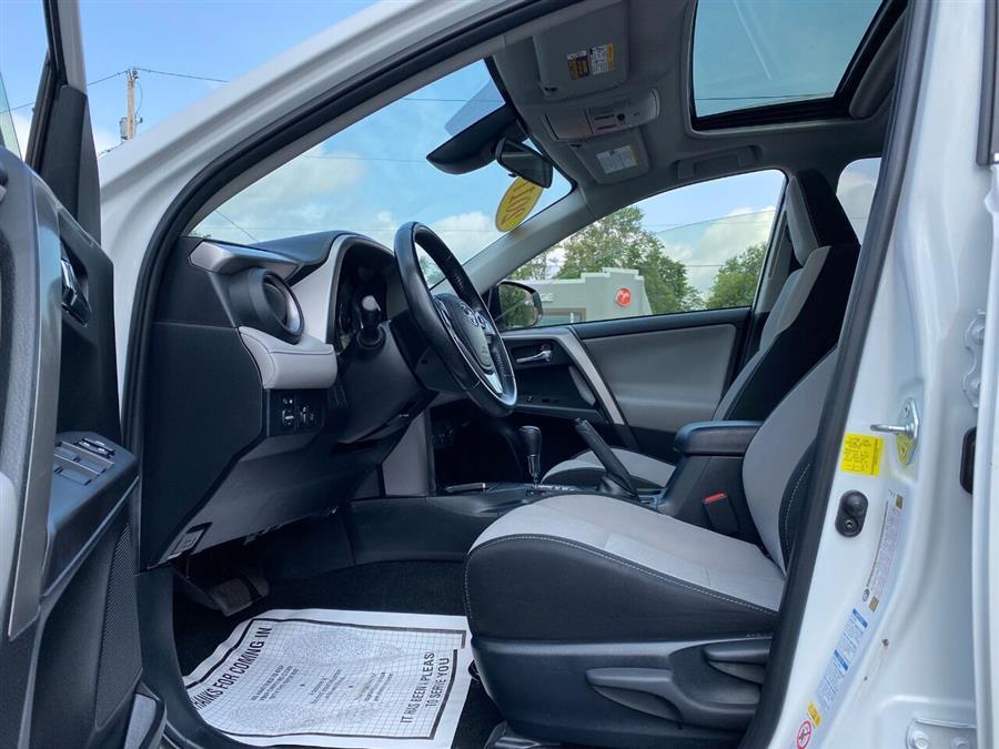Used Toyota Rav4 Hybrid XLE AWD 4dr SUV 2017 | Mass Auto Exchange. Framingham, Massachusetts