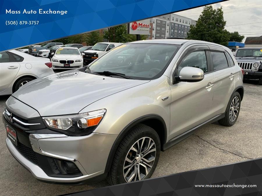 Used 2018 Mitsubishi Outlander Sport in Framingham, Massachusetts | Mass Auto Exchange. Framingham, Massachusetts