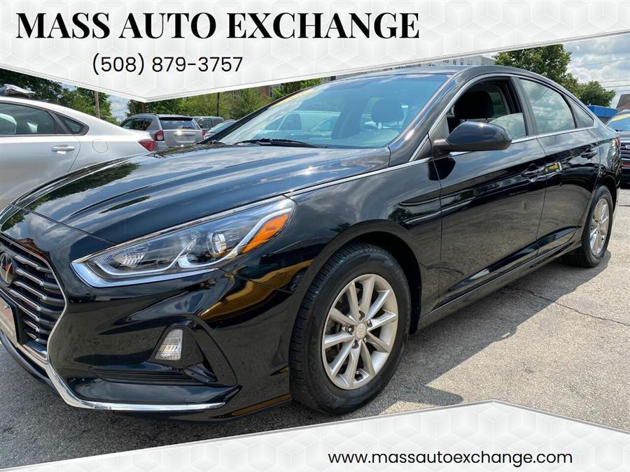 Used 2018 Hyundai Sonata in Framingham, Massachusetts | Mass Auto Exchange. Framingham, Massachusetts