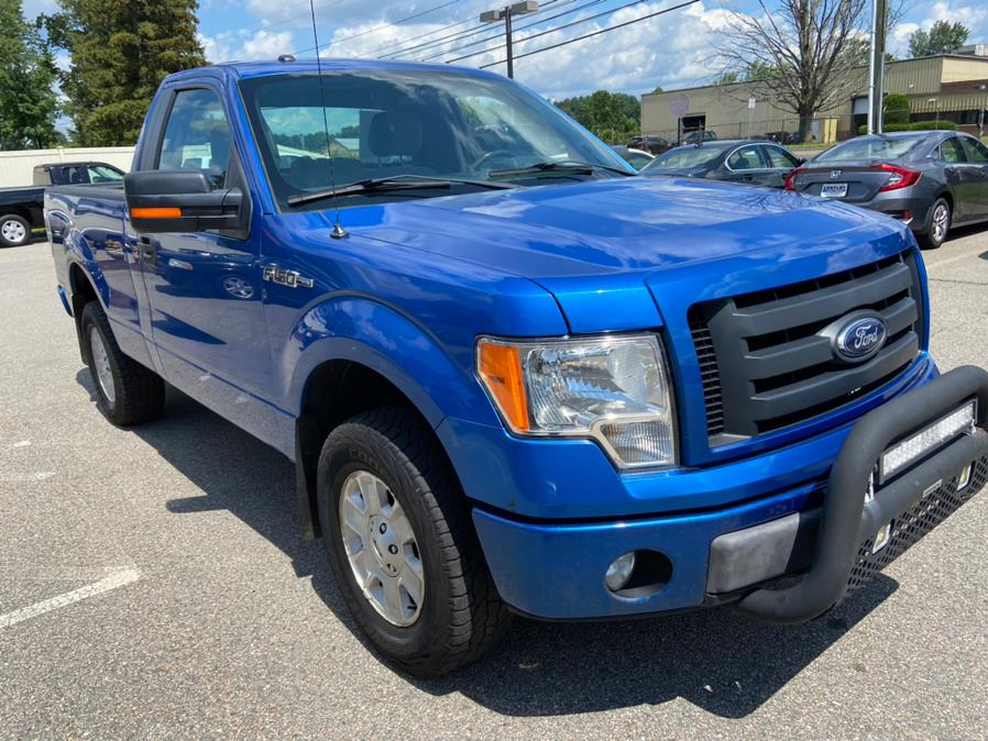 """Used Ford F-150 4WD Reg Cab 126"""" XL 2012   Century Auto And Truck. East Windsor, Connecticut"""