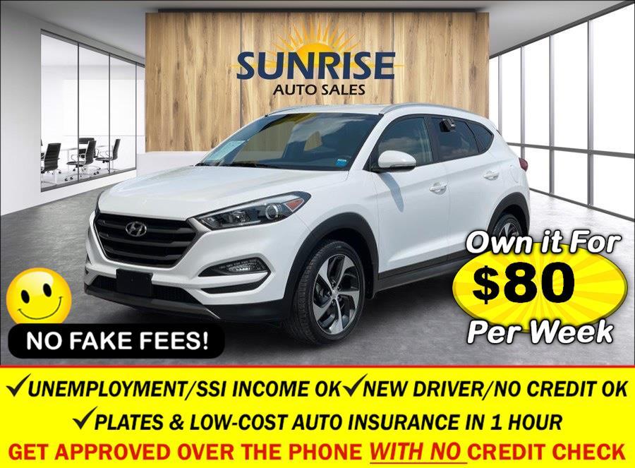 Used Hyundai Tucson AWD 4dr Sport 2016 | Sunrise Auto Sales. Rosedale, New York