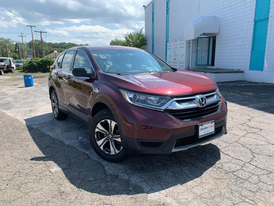 Used Honda CR-V LX AWD 2019   Dealertown Auto Wholesalers. Milford, Connecticut