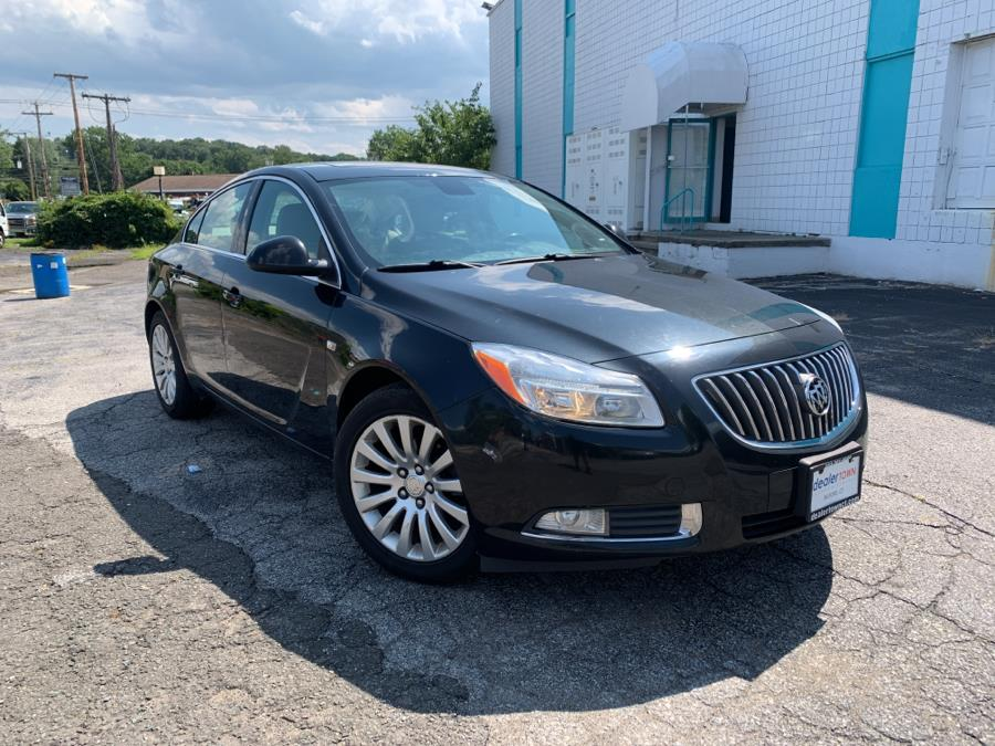 Used Buick Regal 4dr Sdn CXL RL2 (Russelsheim) *Ltd Avail* 2011 | Dealertown Auto Wholesalers. Milford, Connecticut