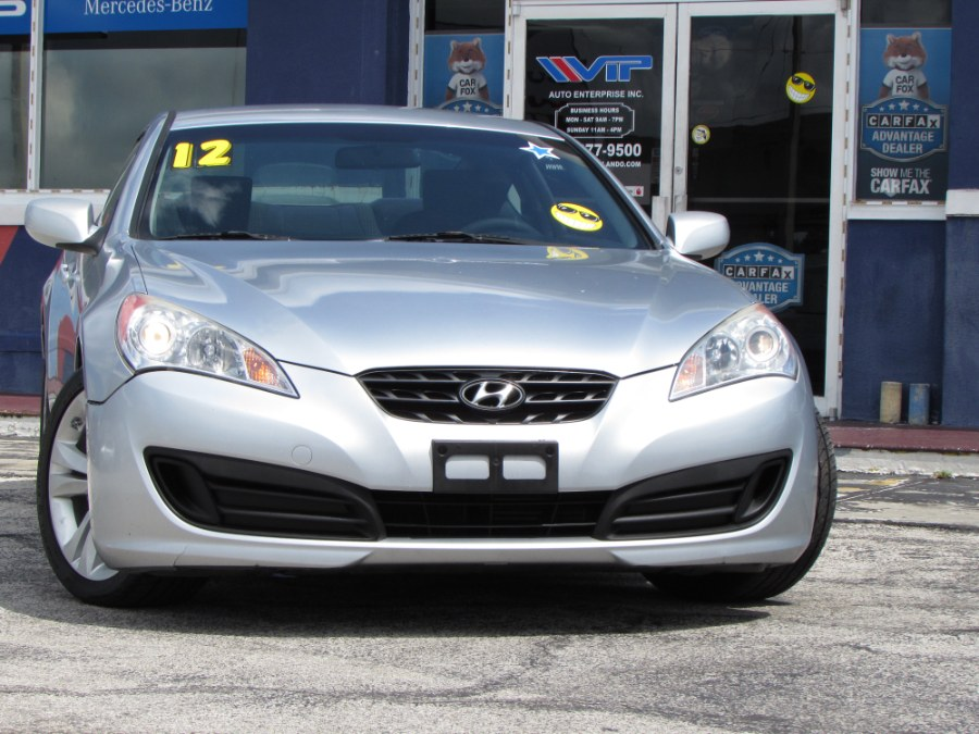 Used 2012 Hyundai Genesis Coupe in Orlando, Florida | VIP Auto Enterprise, Inc. Orlando, Florida