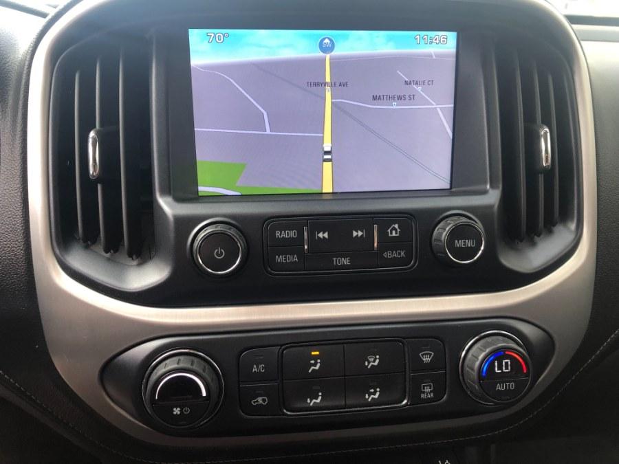 "Used GMC Canyon 4WD Crew Cab 140.5"" SLT 2015   Bristol Auto Center LLC. Bristol, Connecticut"