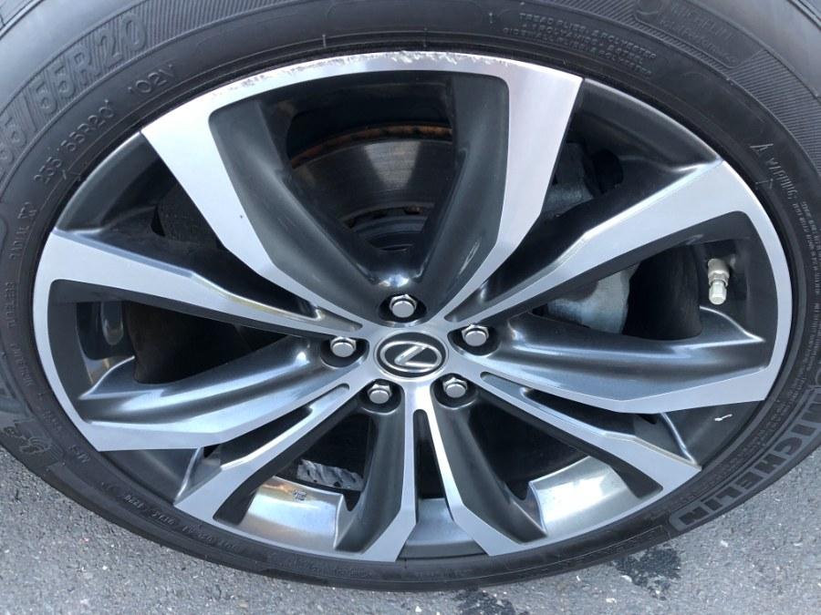Used Lexus RX RX 350L Luxury AWD 2018 | Bristol Auto Center LLC. Bristol, Connecticut