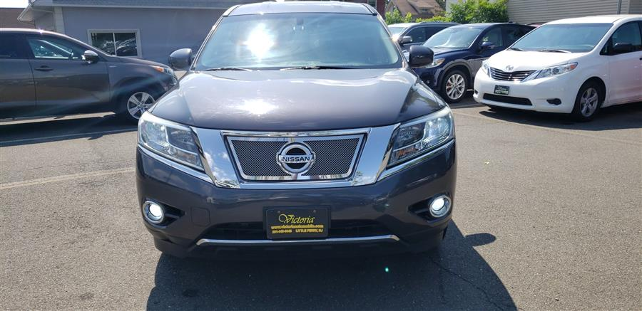 Used Nissan Pathfinder 4WD 4dr SV 2013 | Victoria Preowned Autos Inc. Little Ferry, New Jersey
